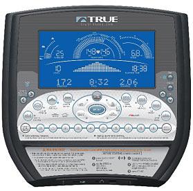 True Fitness ES900 11-Inch Custom LCD Console.