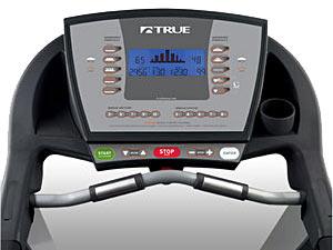True PS100 Treadmill Console.
