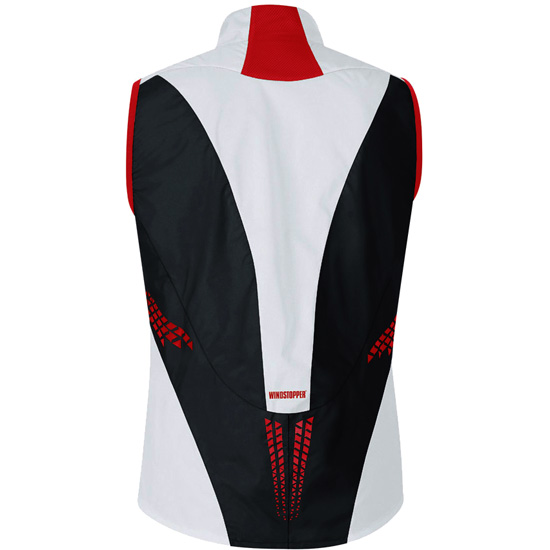The Back of Gore's Xenon 2.0 AS Vest