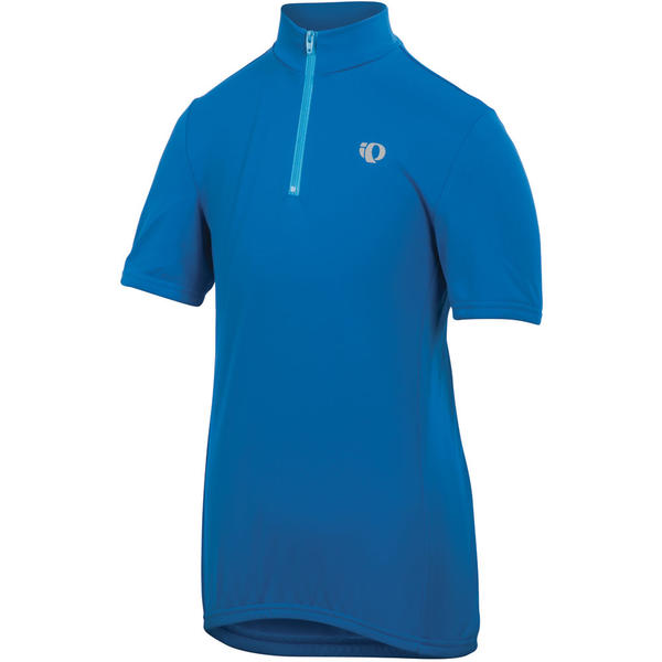 Pearl Izumi Junior Short Sleeve Jersey Color: True Blue