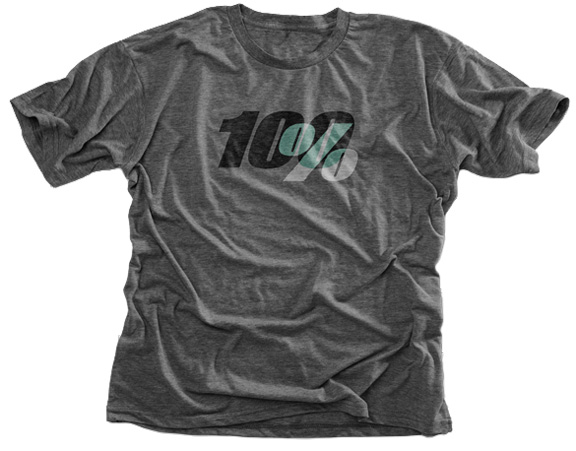 100% Grey House T-Shirt Color: Grey