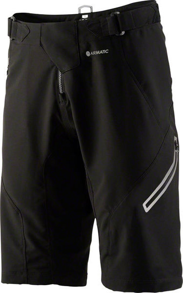 100% Airmatic Shorts Color: Black