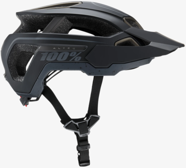 100% Altec Trail Helmet Color: Black