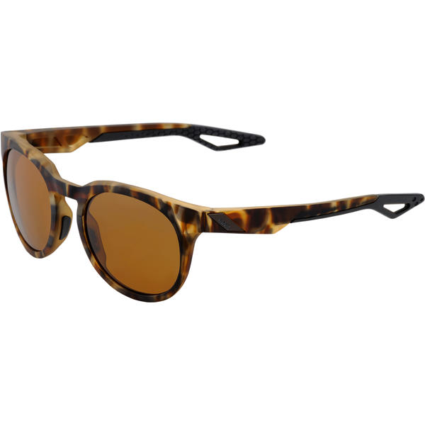 100% Campo Color | Lens: Soft Tact Havana | Bronze Peak Polarized