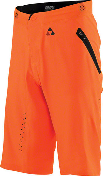 100% Celium Shorts w/Liner Color: Cone Zone