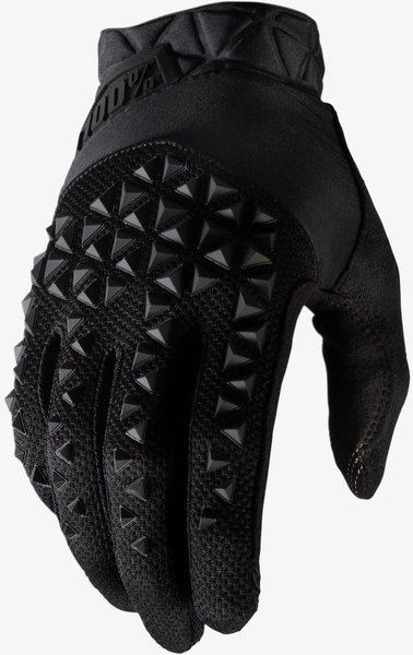 100% Geomatic Gloves Color: Black