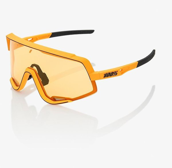100% Glendale Sunglasses Color | Lens: Soft Tact Mustard | Soft Yellow|Smoke