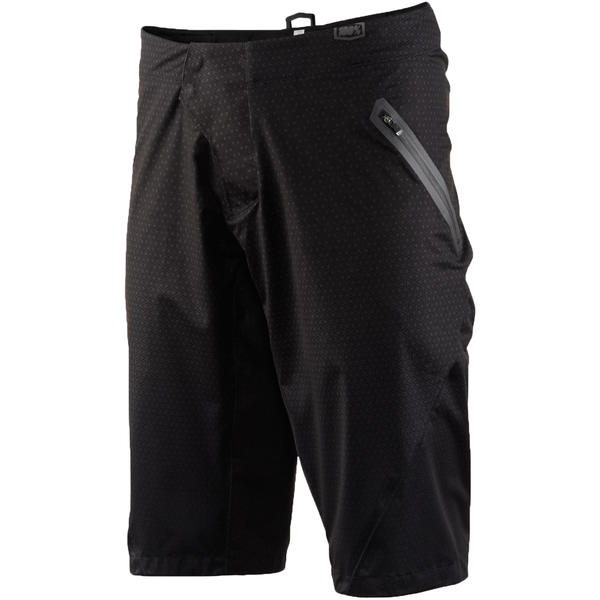 100% Hydromatic Shorts Color: Black Fade