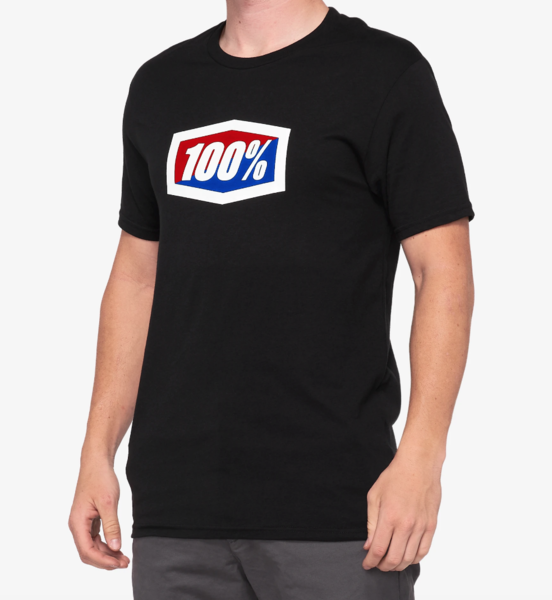 100% Official T-Shirt