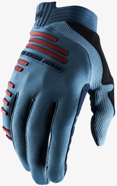 100% R-Core Gloves Color: Slate Blue