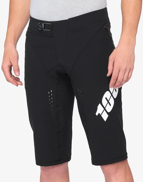 100% R-Core X Shorts Color: Black