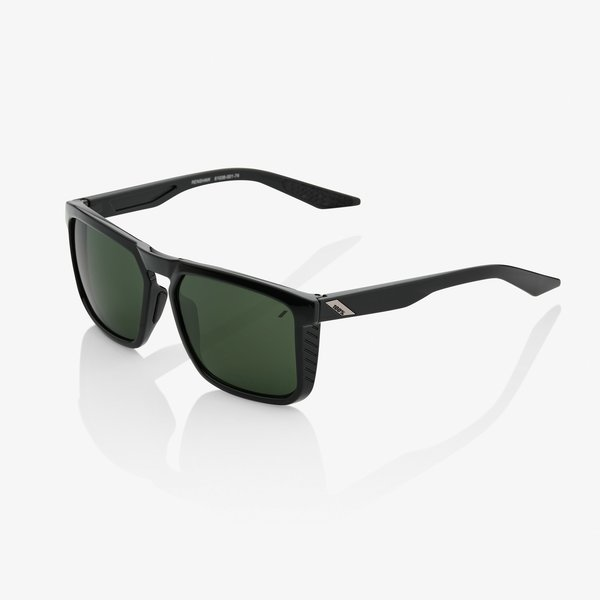 100% Renshaw Color | Lens: Gloss Black | Grey Green