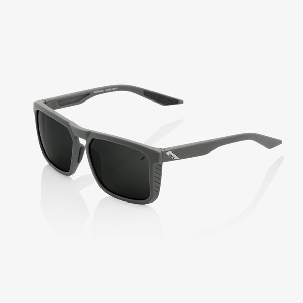 100% Renshaw Color | Lens: Soft Tact Cool Grey | Black Mirror