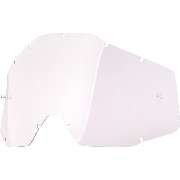 100% Replacement Youth Lens Lens: Clear Anti-Fog