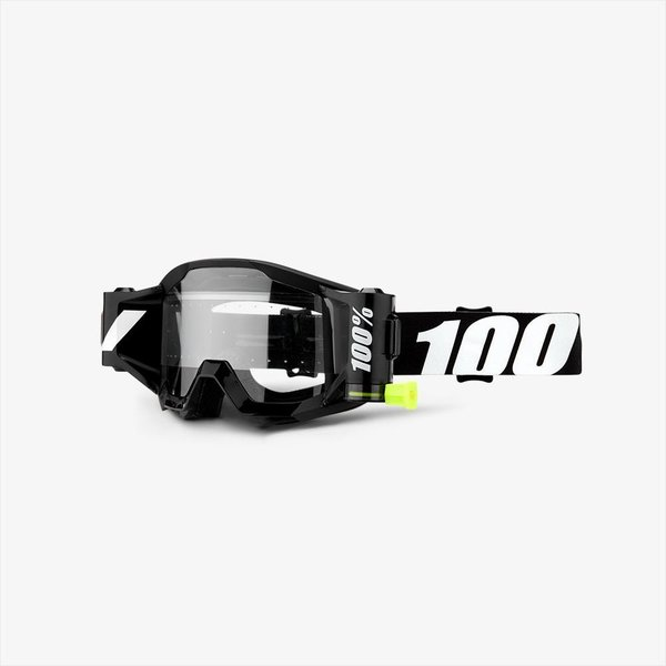 100% Strata Forecast Goggles Color: Outlaw
