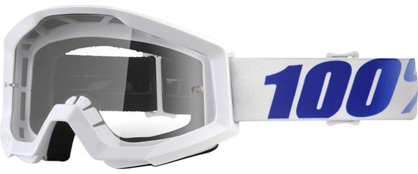 100% Strata Goggles Color | Lens: Equinox | Clear