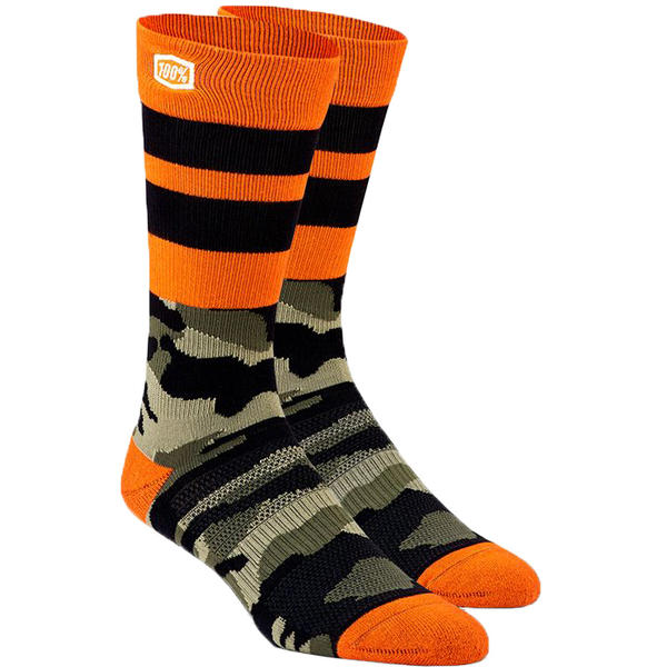 100% Troop Athletic Socks Color: Camo