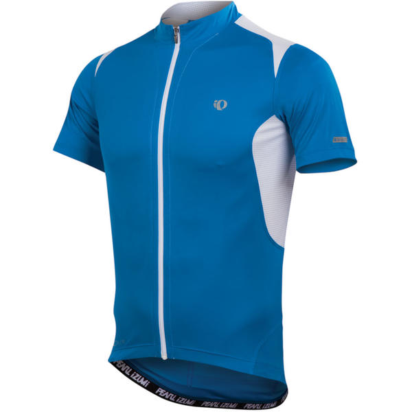 Pearl Izumi Elite Pursuit Jersey Color: True Blue/White
