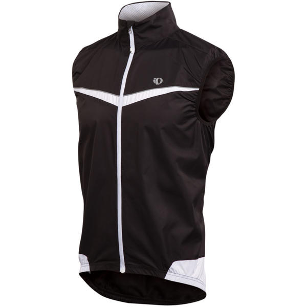 Pearl Izumi Elite Barrier Vest Color: Black/White