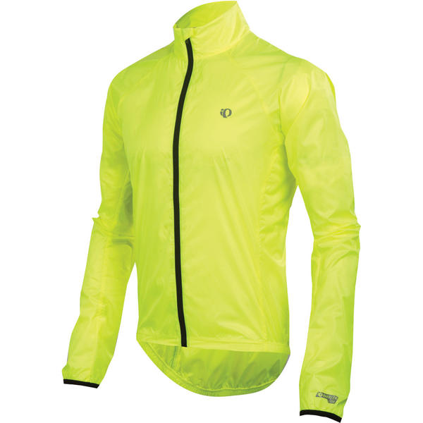Pearl Izumi P.R.O. Barrier Lite Jacket Color: Screaming Yellow