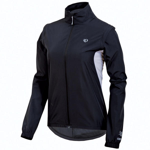 Pearl Izumi Select Barrier Convertible Jacket - Women's Color: Black