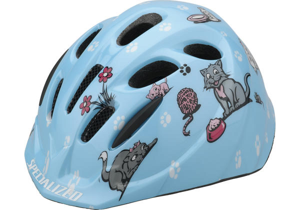 Specialized Small Fry Toddler - Girls Color: Blue Kittens