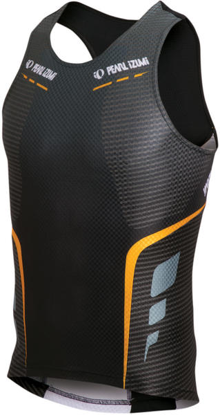 Pearl Izumi P.R.O. In-R-Cool Tri Singlet Color: Atomic Black