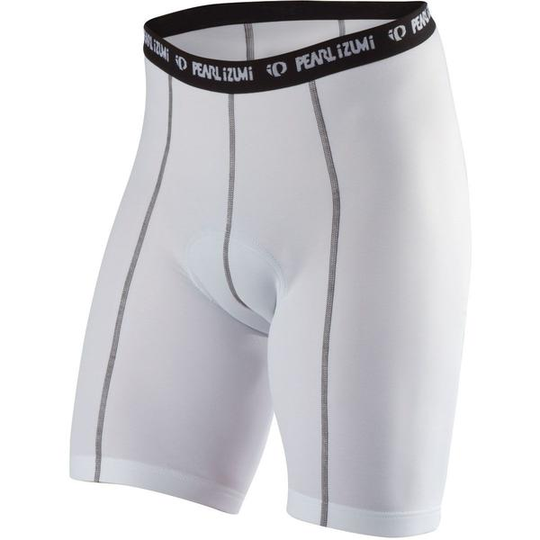 Pearl Izumi Transfer Cycling Liner Shorts Color: White