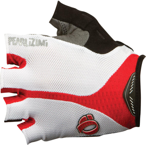 Pearl Izumi Elite Gel-Vent Gloves Color: True Red