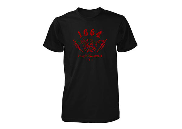 1664 BMX Crusher T-Shirt