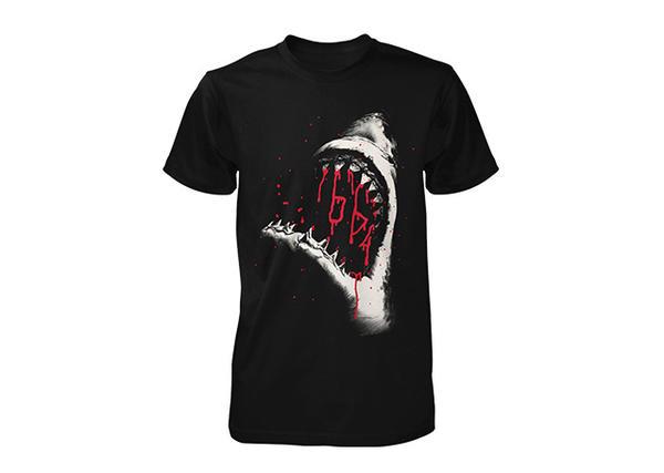 1664 BMX 1664 Shark T-Shirt