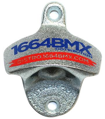 1664 BMX Stationary Bottle Opener