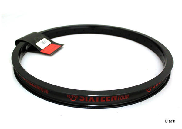 1664 BMX Rim Color: Black