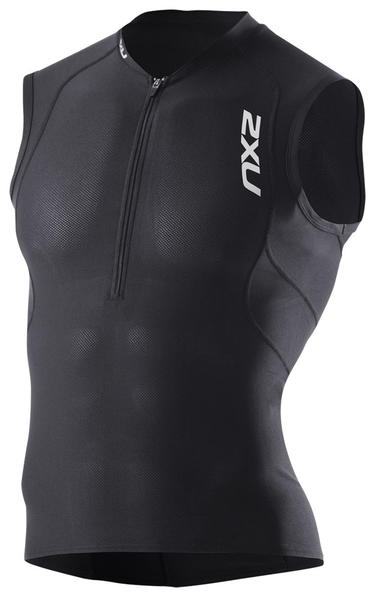 2XU Active Tri Singlet Color: Black