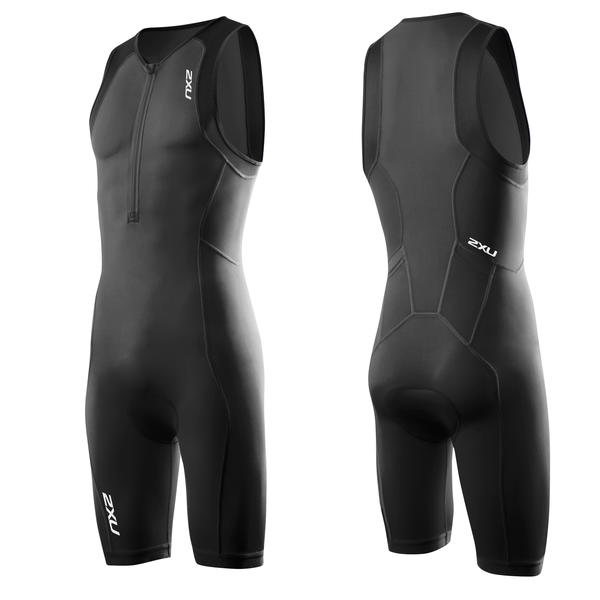 2XU G:2 Active Trisuit Color: Black/Black