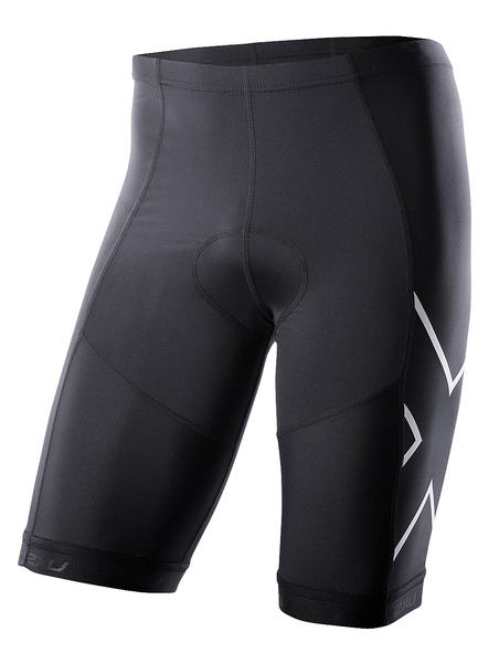 2XU Compression Tri Shorts Color: Black