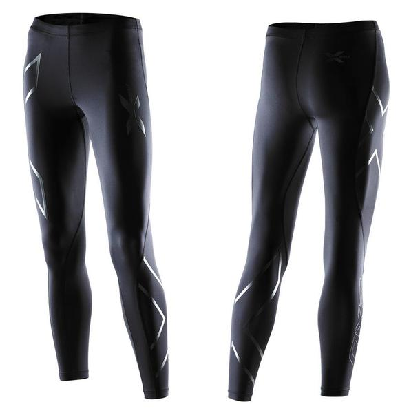 2XU Recovery Compression Tights - Women's Color: Black/Black