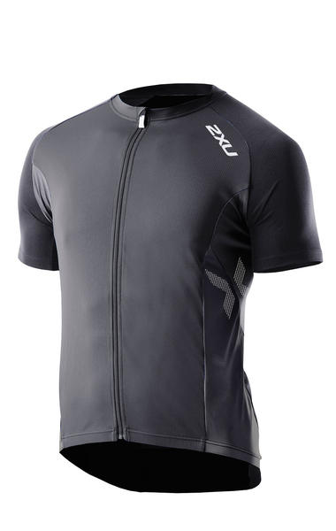 2XU Road Comp Cycle Jersey Color: Black