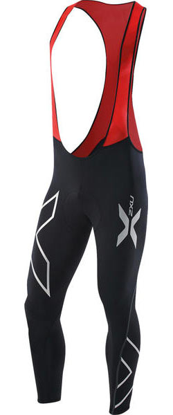 2XU Compression Cycle Bib Tights
