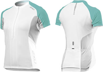 2XU Women's Comp Cycle Jersey