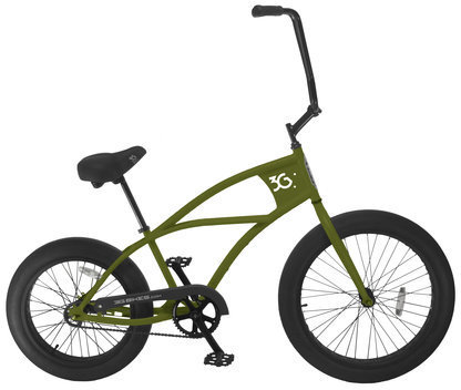 3G Bikes Chopper Puck BBW