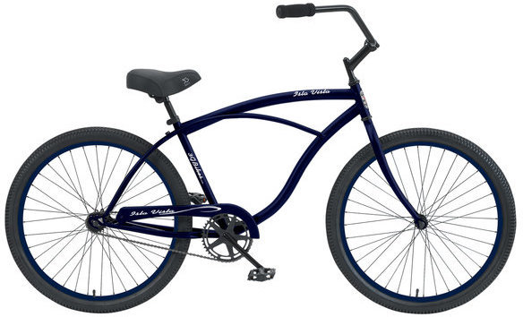 3G Bikes Isla Vista Color: Electric Blue w/Electric Blue Rims