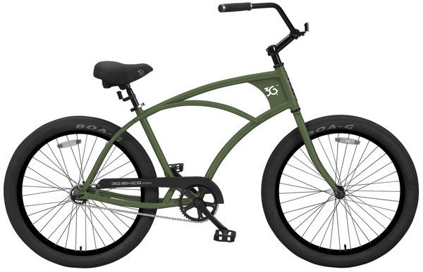 3G Bikes Newport 1 Speed