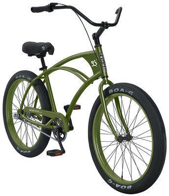 3G Bikes Newport DLX 3 Speed