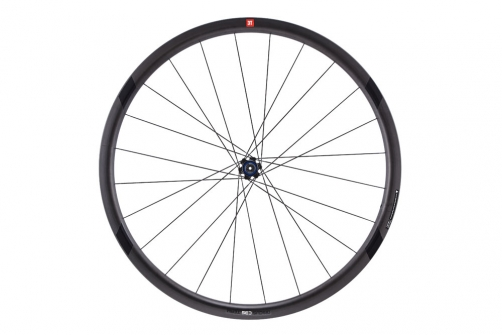 3T Discus C35 Team 700c Front Color: Black