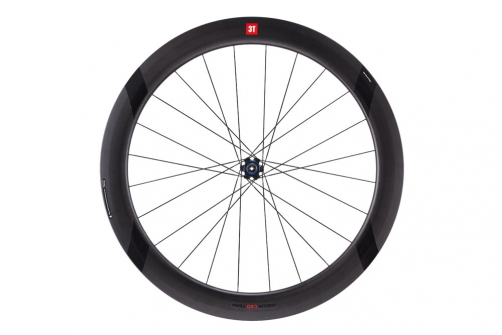 3T Discus C60 Team 700c Front Color: Black