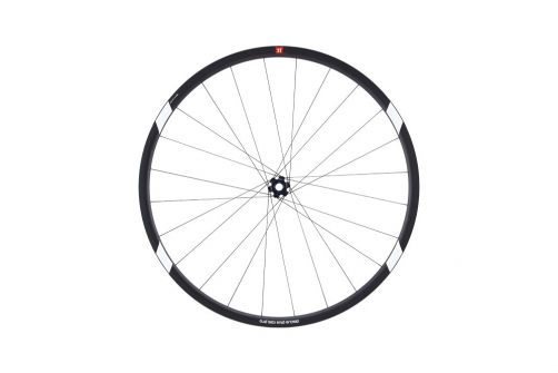 3T Discus Plus Pro C25 650B Wheelset Color: Black/White