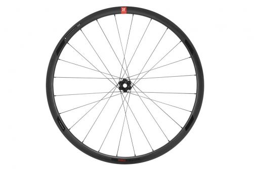 3T Discus Plus Team C30 650B Front Color: Black