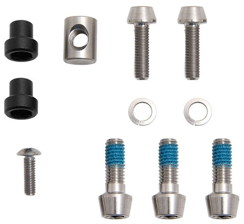 3T Integra LTD Bolts Kit