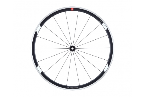 3T Orbis II C35 Pro 700c Wheelset Color: Black/White